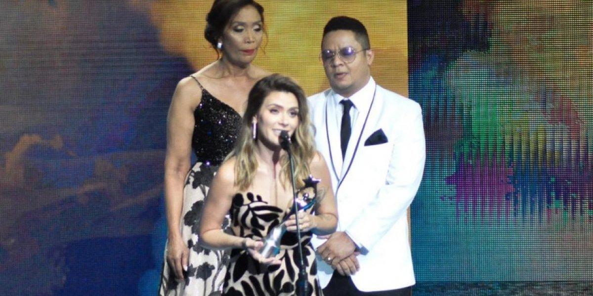 Kany García logra importante reconocimiento en los Premios Soberano 2019