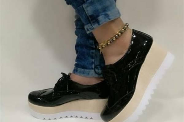 originales varios estilos en pies imágenes de Zapatos de plataforma que serán tendencia 2019 - Nueva Mujer ...