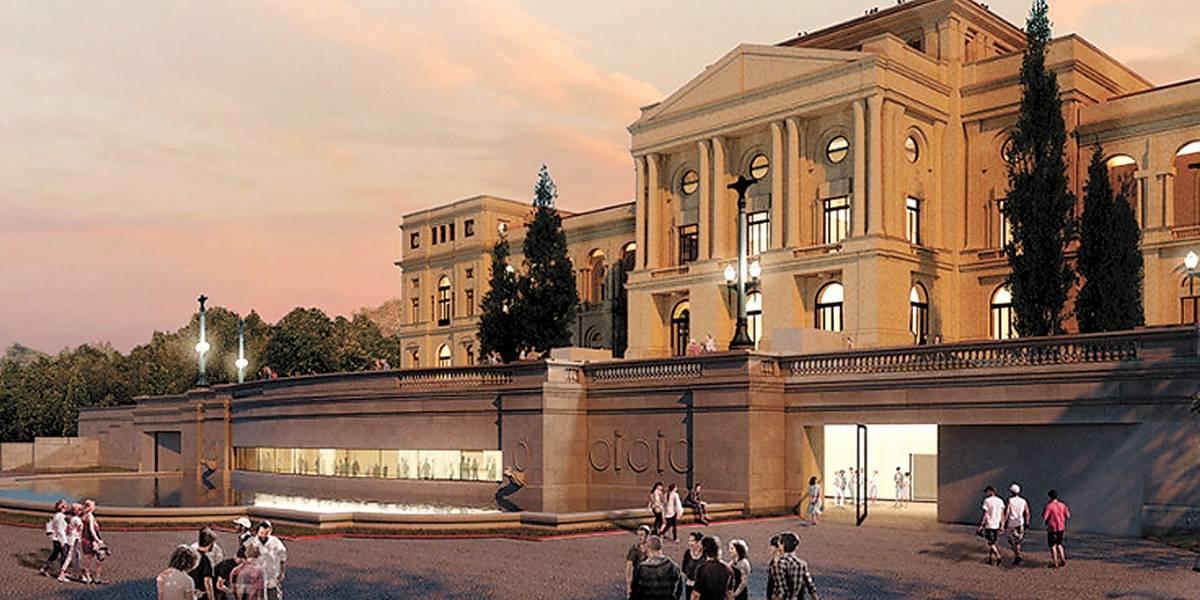 Governo corrige data para obras do Museu do Ipiranga de maio para setembro