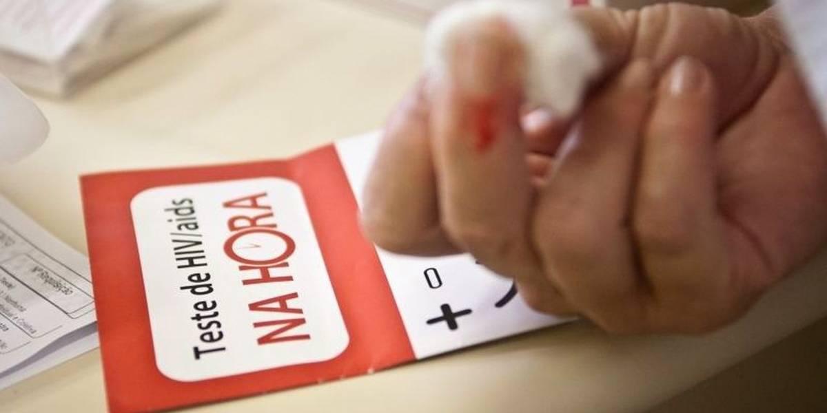 Ação oferece teste rápido de Aids e sífilis no Metrô Tatuapé