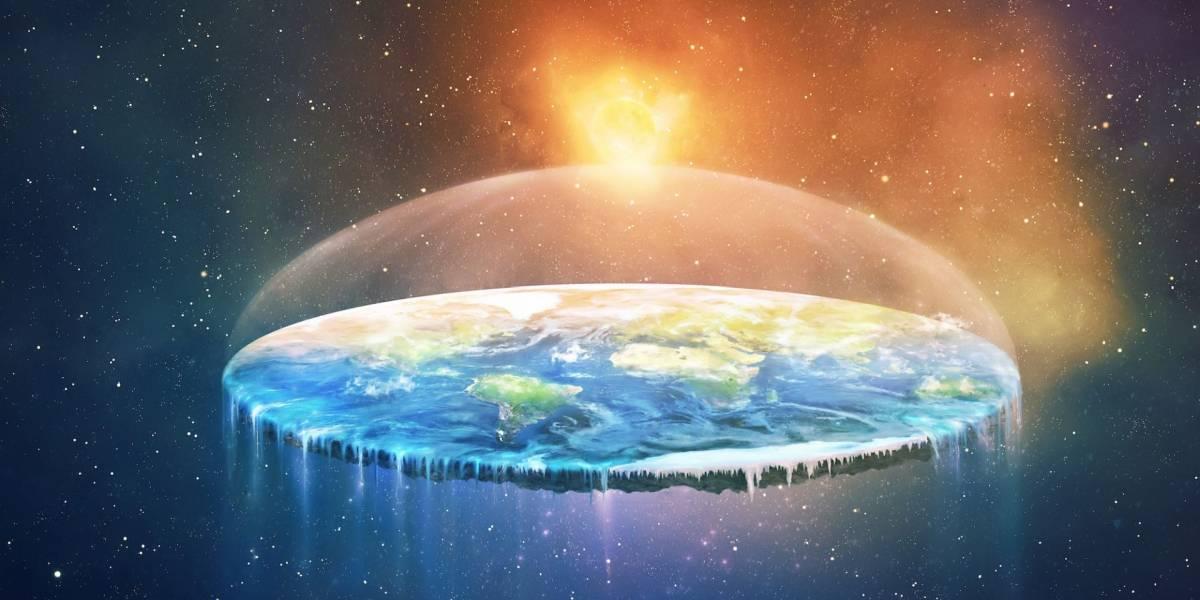 Terraplanistas planean una expedición a la Antártida para ver el borde del planeta