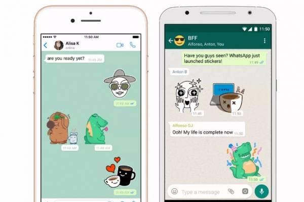 como hacer stickers de whatsapp en iphone