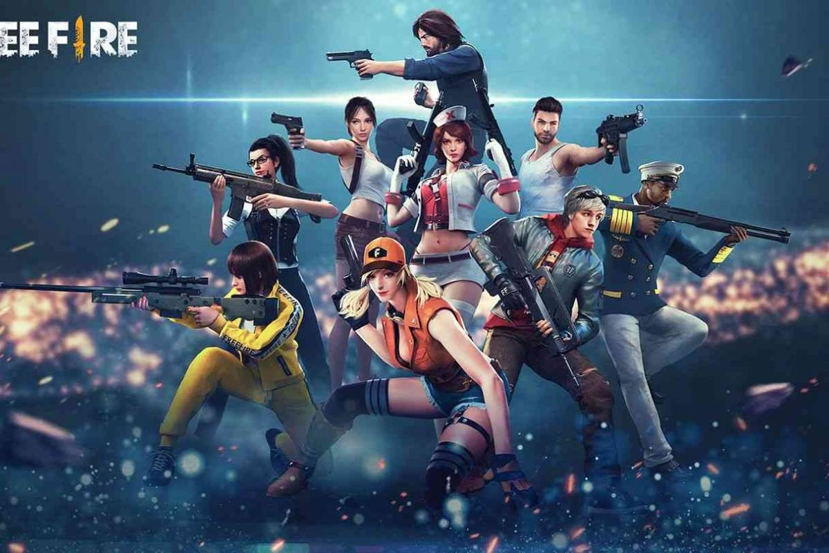Free Fire Meet The Characters That Are Successful In The