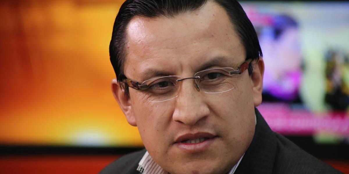 David Rosero, candidato al CPCCS, quiere recuperar el dinero de la corrupción