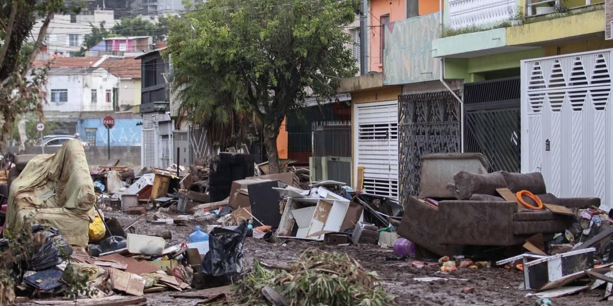 Moradores de São Caetano pedem sirene para risco de alagamento