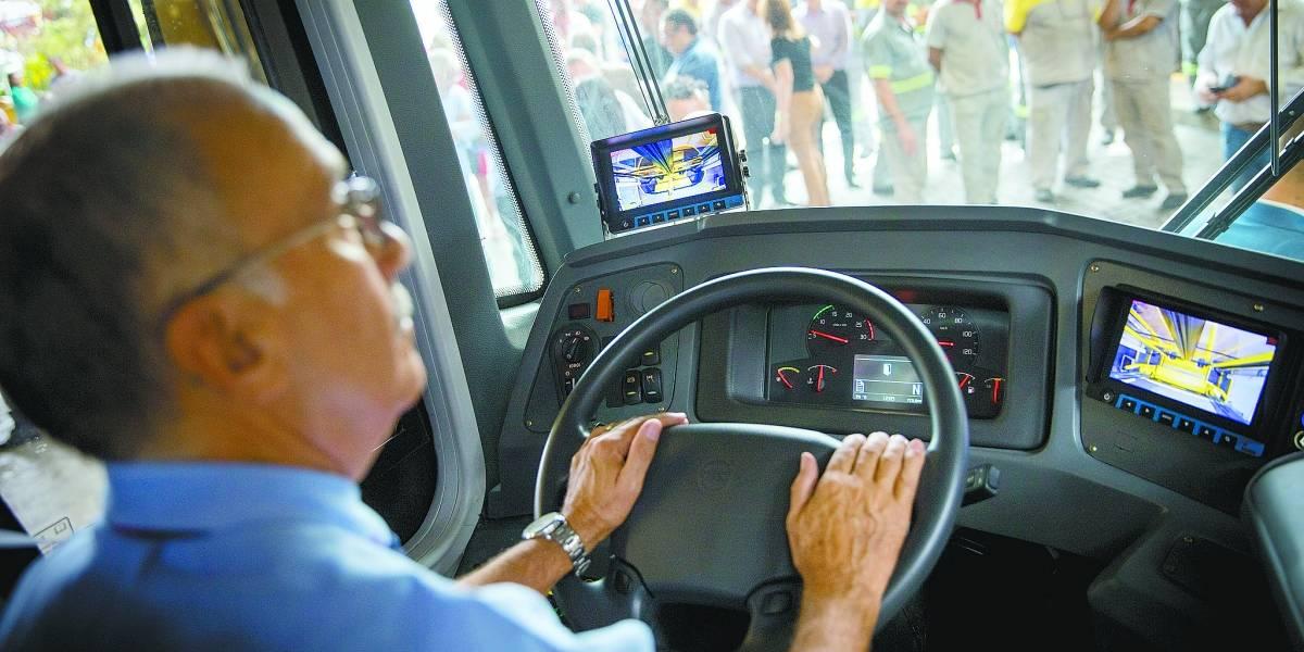 Aumenta o número de mortes por covid-19 entre motoristas de ônibus em São Paulo