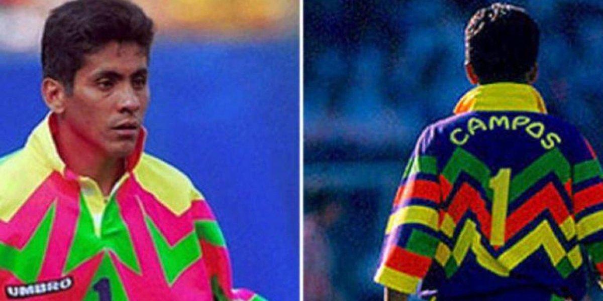 Jorge Campos vive! Estas são as 13 camisas de futebol mais feias da história; confira fotos