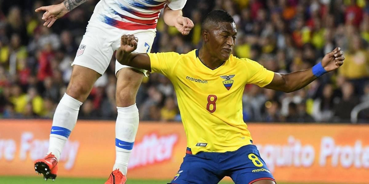 Ecuador vs Honduras terminó 0-0 en el Red Bull Arena de New Jersey