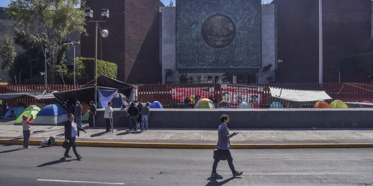 Concluye reunión de la CNTE con autoridades sin acuerdos