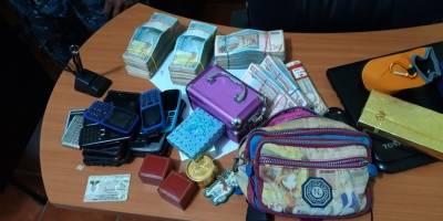 operativo contra lavado de dinero en Cobán