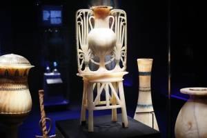 Exposición sobre Tutankamón en Francia