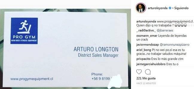 Arturo Longton