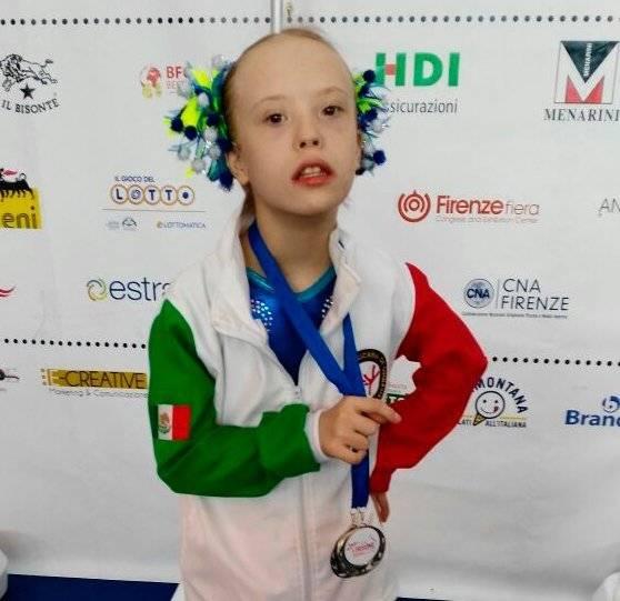 Bibi ganó Oro en el Campeonato Mundial de Gimnasia en Alemania 2018 Twitter:@CONADE