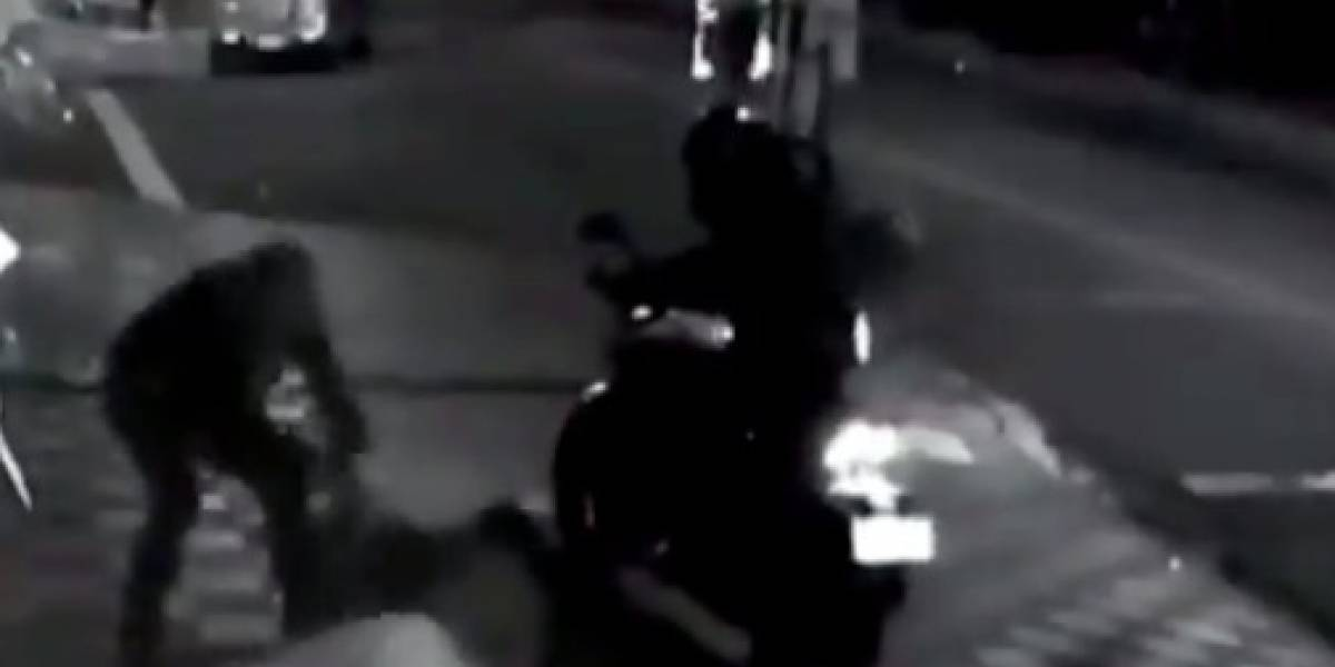 En medio de un atraco, mujer murió en el barrio Modelia