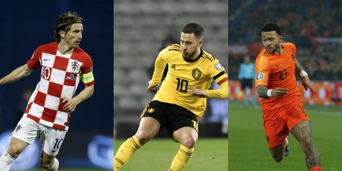 Sin sorpresas arrancó la fase de grupos rumbo a la Eurocopa 2020