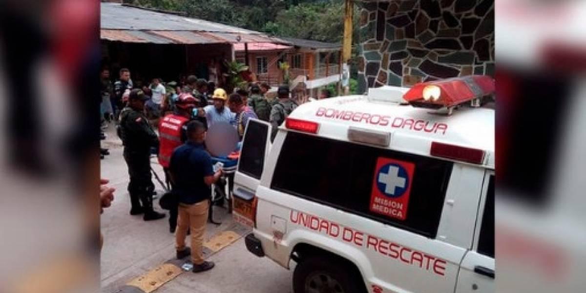 ¡Atención! Explosión en el Valle del Cauca deja ocho muertos