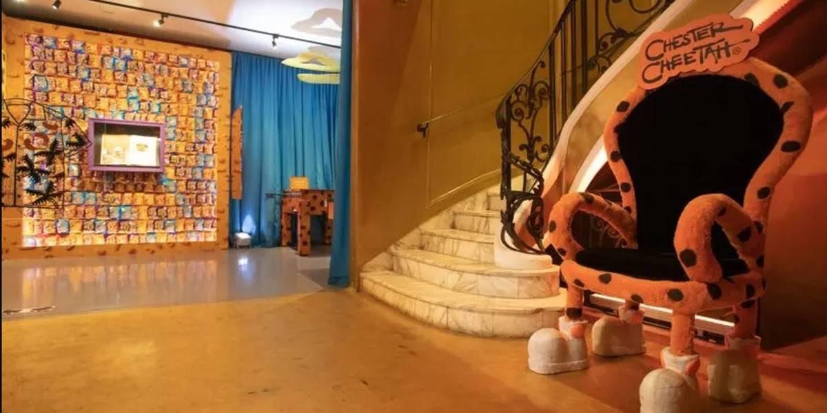 Conozcan la divertida mansión con temática de Cheetos que se encuentra en Brasil