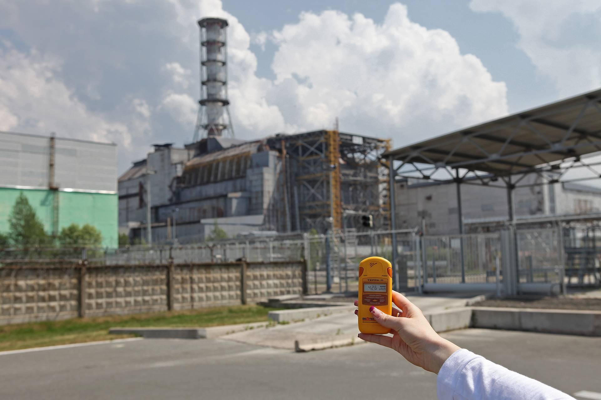 Sujeto investiga la ciudad de Chernobyl y se encuentra con abuela viviendo en el lugar