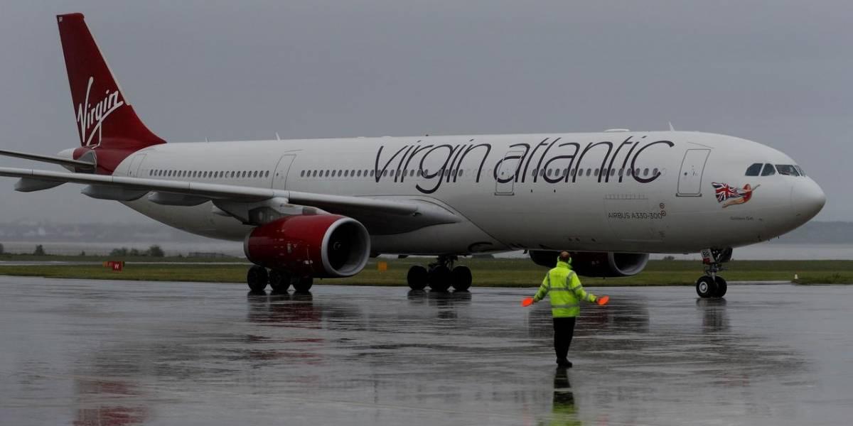 Companhia aérea inglesa Virgin Atlantic recebe autorização para operar no Brasil