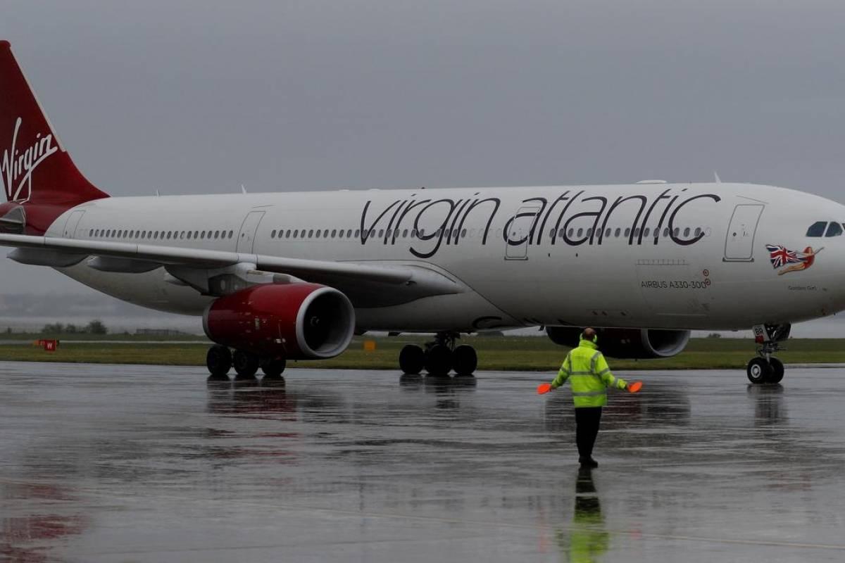 Companhia Aérea Virgin Atlantic Terá Voo Diário Entre São