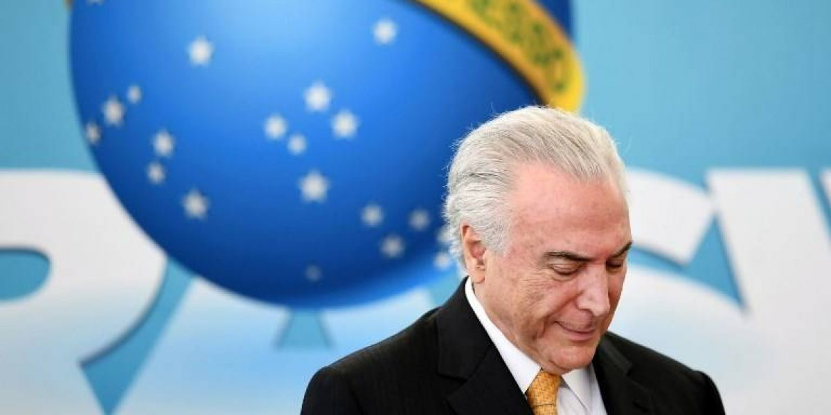 """Brasil: Detienen a expresidente Temer por el caso """"Lava Jato"""""""