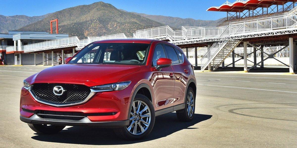 La oferta del CX-5 de Mazda se amplifica con versión tope de línea