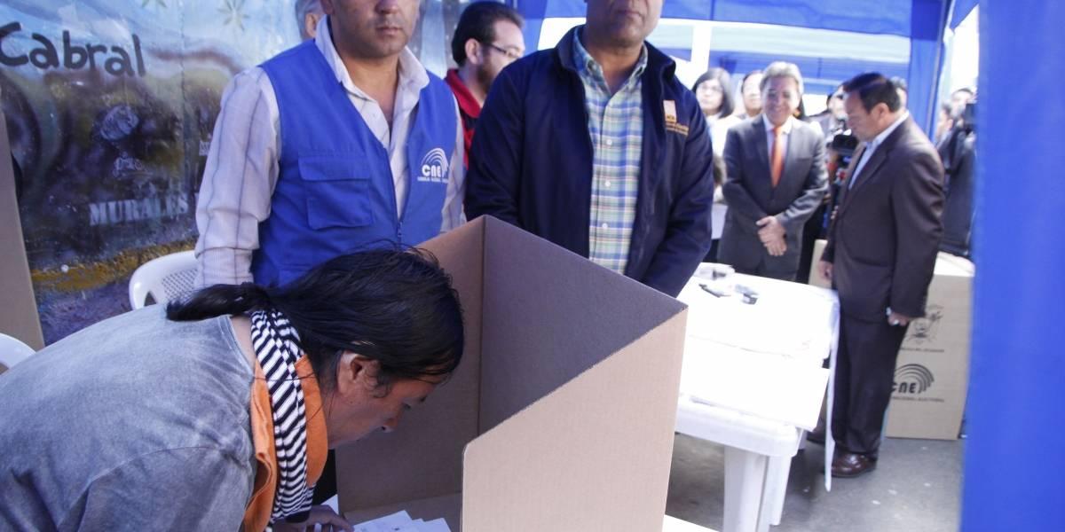 Privados de libertas iniciaron con el proceso electoral