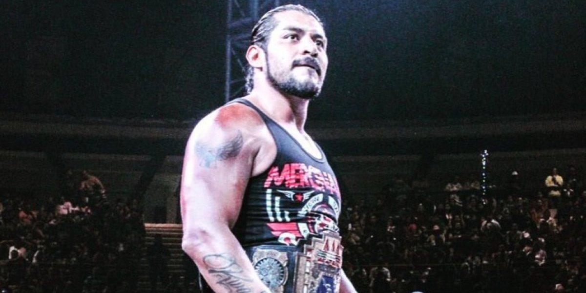 El Hijo del Fantasma anuncia su salida de la AAA