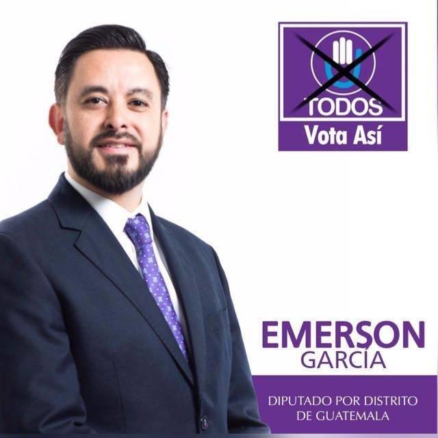 Emerson García, Todos