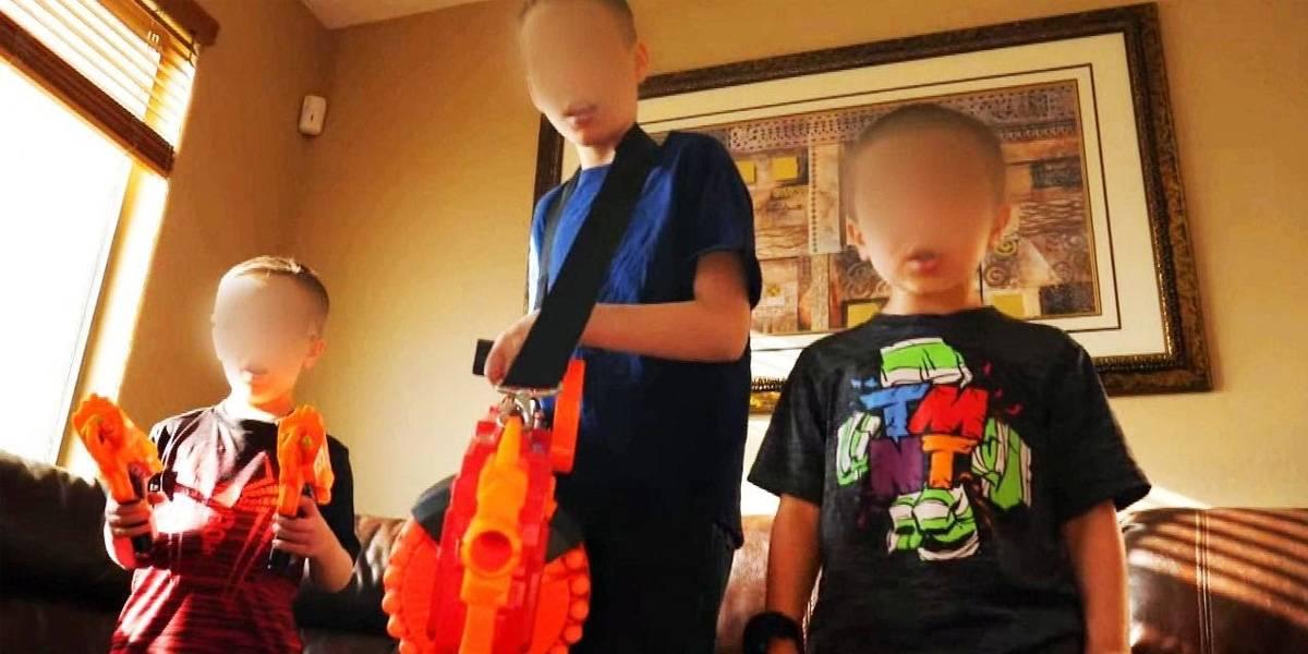 Madre Youtuber arrestada: torturaba a sus hijos si no hacían bien los videos