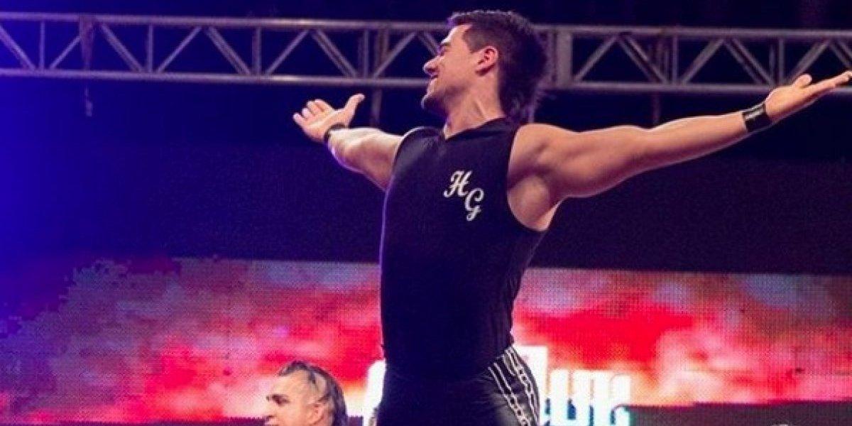 ¿Garza Jr. firmó con WWE?