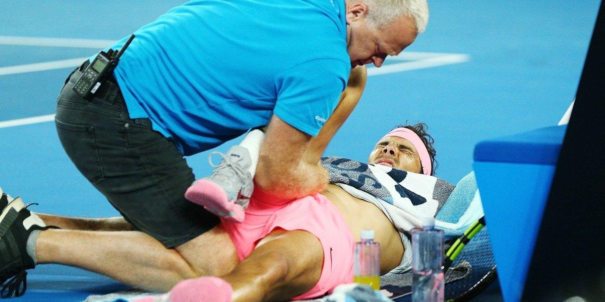 ¿Por qué los tenistas se lesionan tanto?
