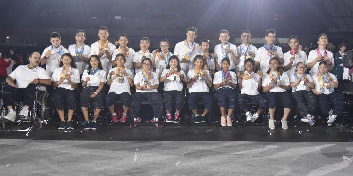 #GuateenAbuDhabi Guatemala cierra con éxito el capítulo de los Juegos Mundiales