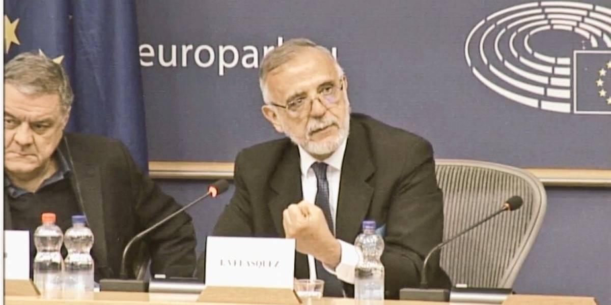 Velásquez señala que la CICIG seguirá funcionando hasta septiembre de 2019