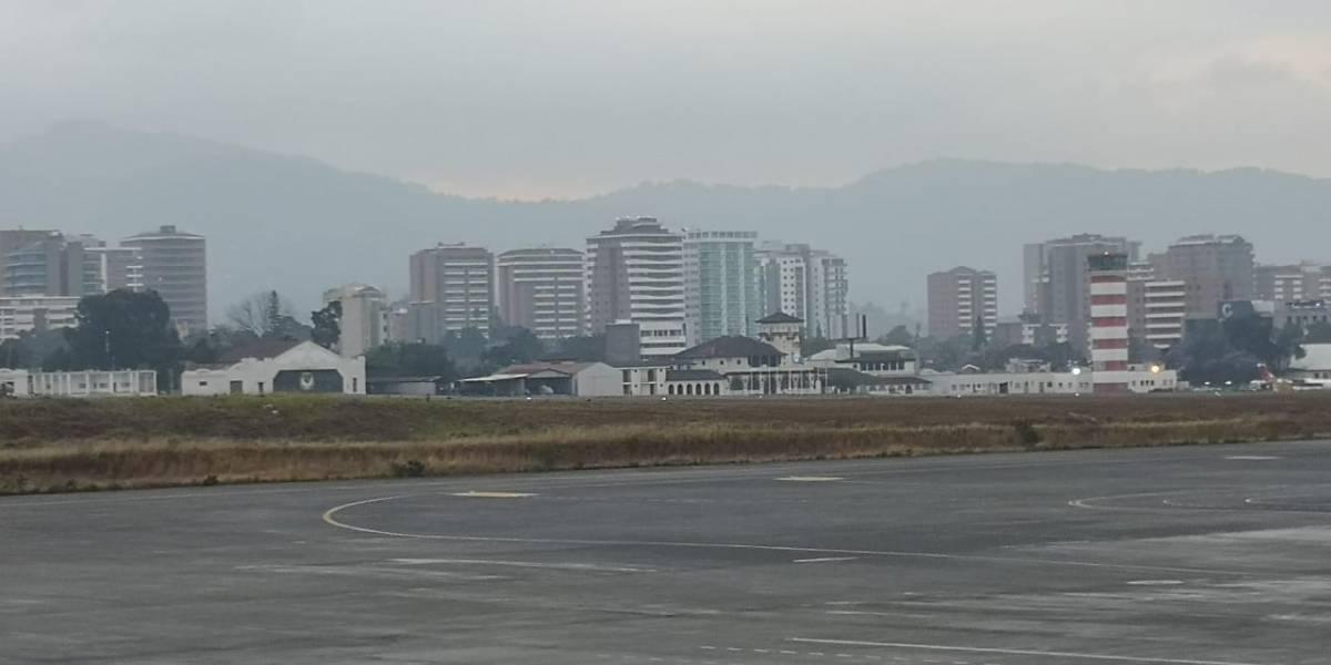 Jeep J8 son retirados de instalaciones de la Fuerza Aérea