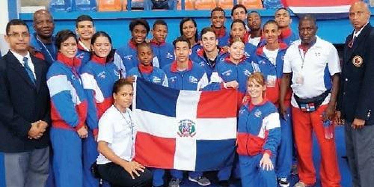 Equipo masculino karate clasifica a los Juegos Panamericanos Lima