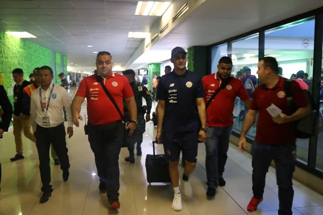 Keylor Navas Selección Costa Rica