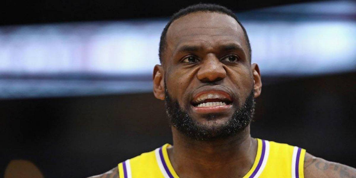 LeBron James no jugará playoffs por primera vez en 13 años