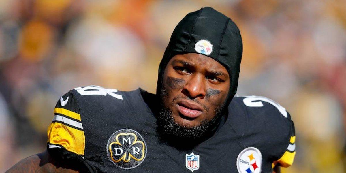 Le'Veon Bell se fue los Steelers por culpa de Roethlisberger