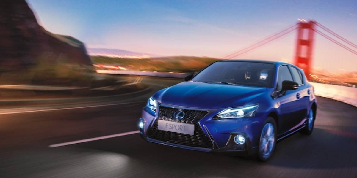 Lexus llega a las mil unidades híbridas en Chile