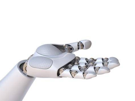 Manos robóticas