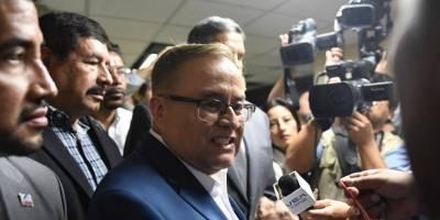 Mauricio Radford, candidato presidencial de Fuerza, presenta amparo en CSJ