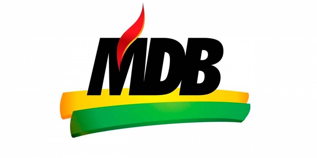 Em comunicado, MDB lamenta prisão do ex-presidente Michel Temer