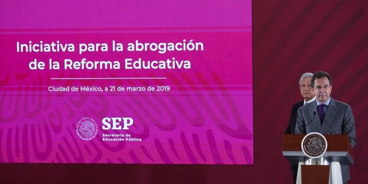 Maestros sin evaluación, uno de los 30 puntos de la nueva Reforma Educativa
