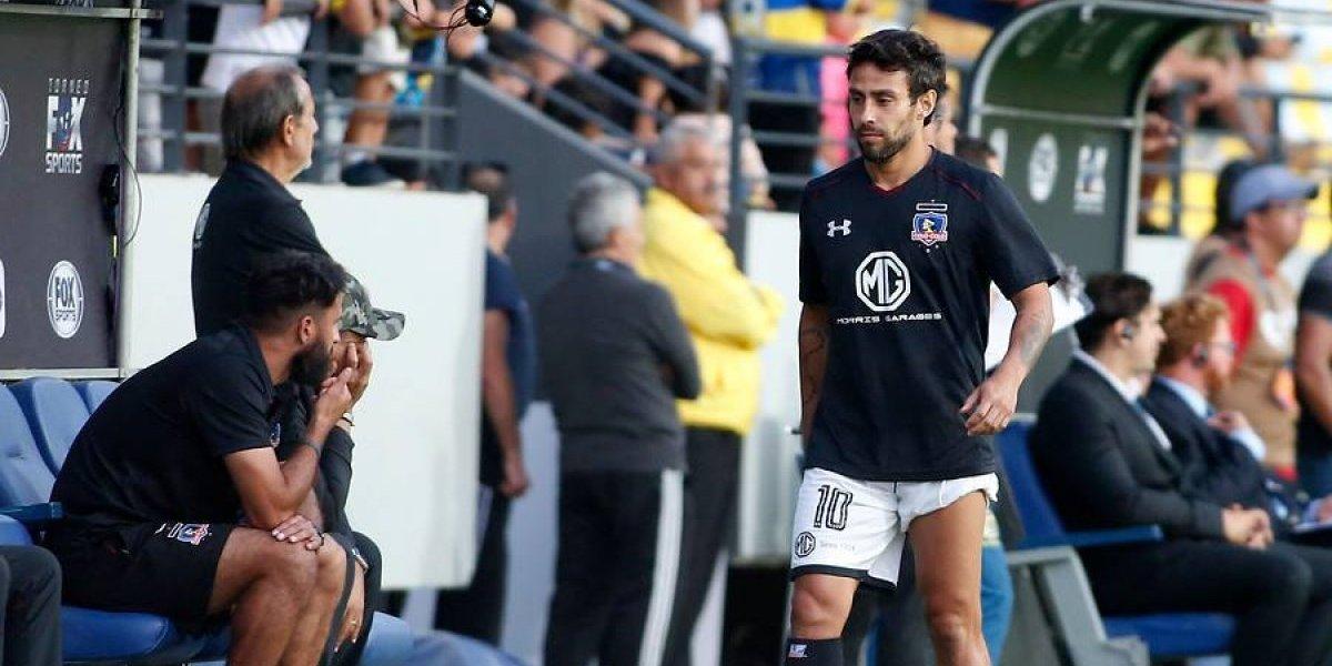 Valdivia y Suazo avanzan en su recuperación y serán alternativas en Colo Colo para enfrentar a Deportes Iquique