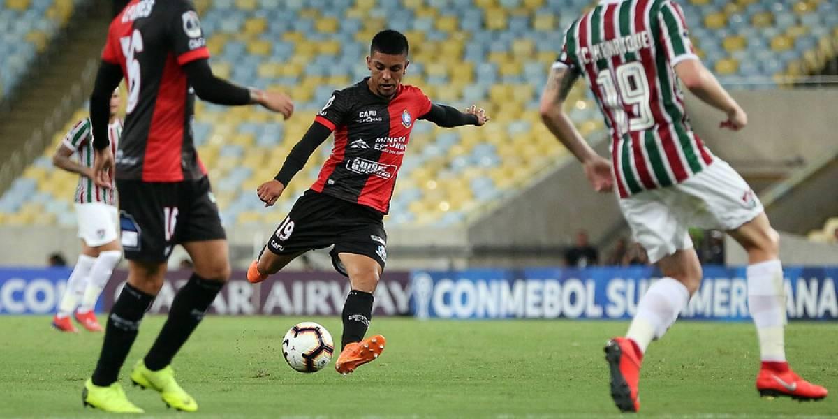 Así vivimos la eliminación de Antofagasta frente a Fluminense por la Copa Sudamericana