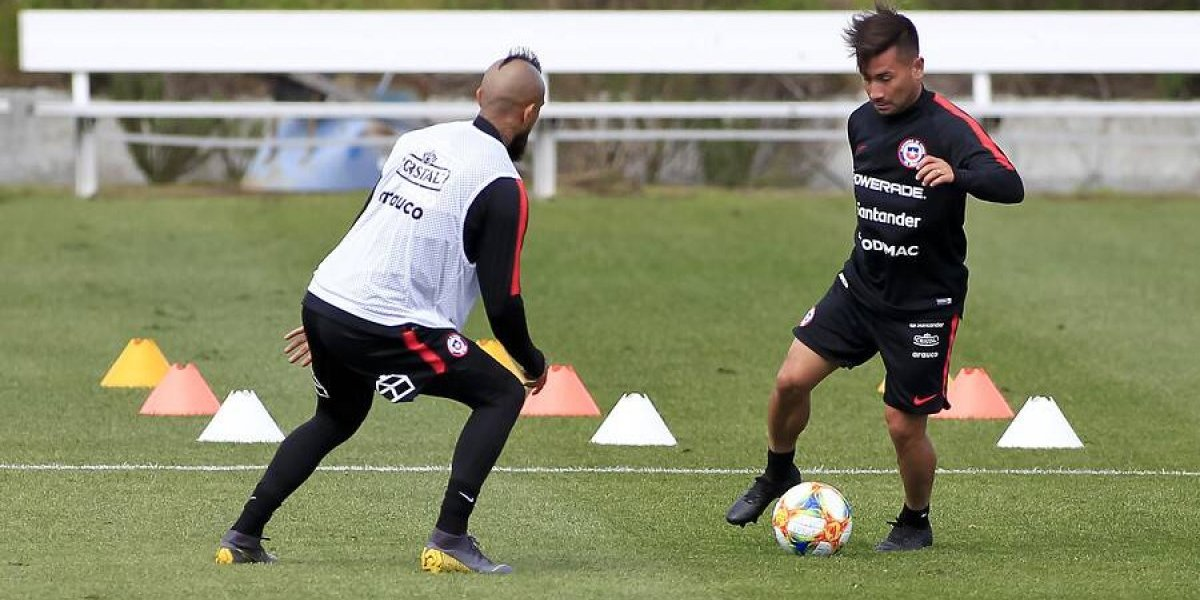 Los seleccionados que se juegan su chance en la Roja ante México para entrar en la nómina de la Copa América