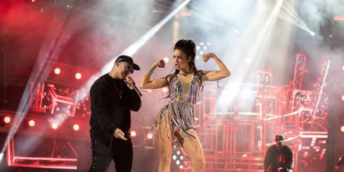 Zuleyka Rivera dará espectáculo junto a Daddy Yankee en Premios Tu Música Urbano