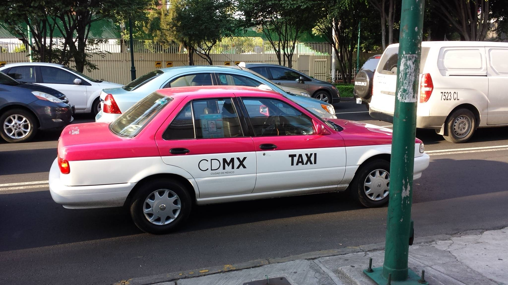 México taxistas