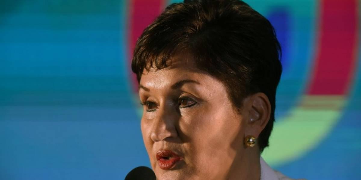 Thelma Aldana descarta regresar a Guatemala